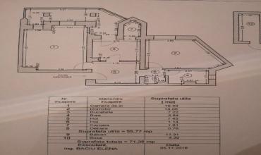 Centru,Constanta,Constanta,Romania,1 Bedroom Bedrooms,2 Rooms Rooms,1 BathroomBathrooms,Apartament 2 camere,2239