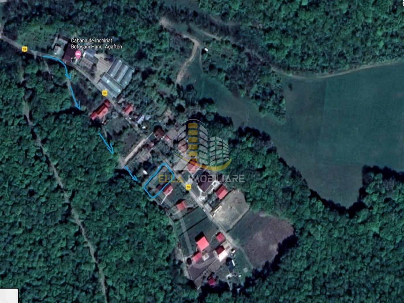 Curtesti, Botosani, Romania, ,Teren,De vanzare,2598