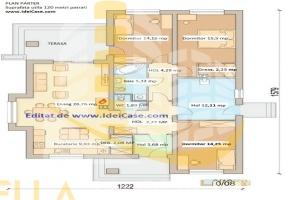 Zona penitenciar, Botosani, Botosani, Romania, 3 Bedrooms Bedrooms, 4 Rooms Rooms,2 BathroomsBathrooms,Casa / vila,De vanzare,3053