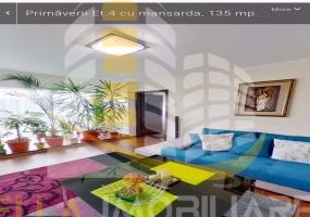 Zona Primaverii, Botosani, Botosani, Romania, 3 Bedrooms Bedrooms, 4 Rooms Rooms,2 BathroomsBathrooms,Apartament 4+ camere,De vanzare,4,3665
