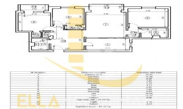 Zona Primaverii, Botosani, Botosani, Romania, 3 Bedrooms Bedrooms, 4 Rooms Rooms,2 BathroomsBathrooms,Apartament 4+ camere,De vanzare,1,3771